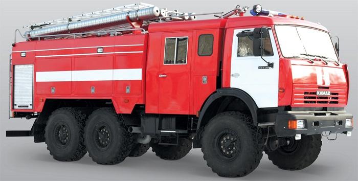 фото машины пожарной