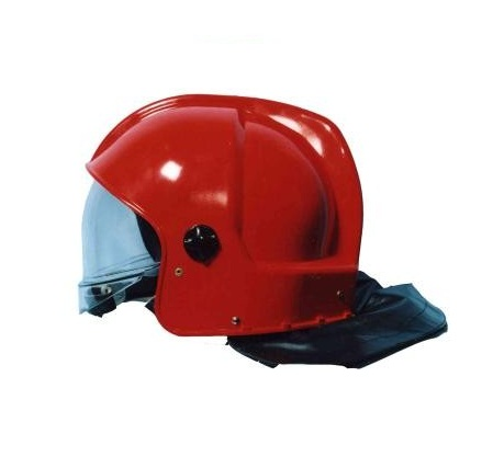 Шлем ШПМ, красный цвет