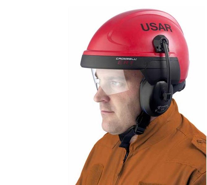 Шлем-каска спасателя Cromwell ER1