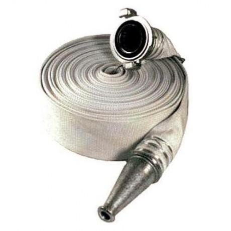 Рукав напорный пожарный льняной диаметр 50мм длина 20м