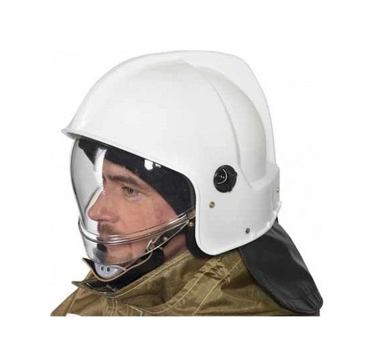 Шлем ШПМ, черный, белый цвета
