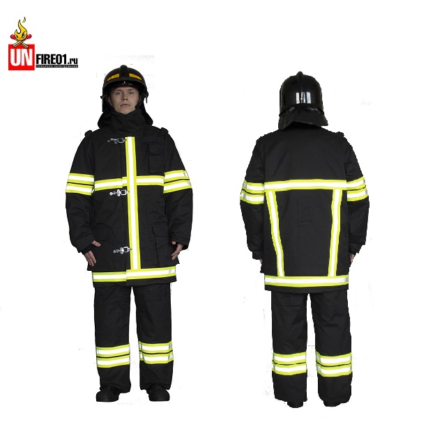 продажа экипировки для пожарных