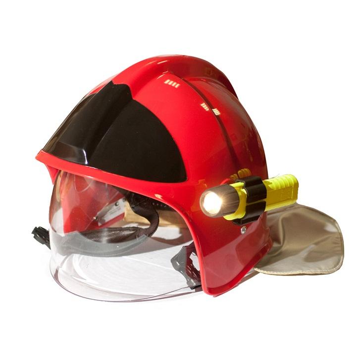 Шлем-каска ШКПС, цвет красный