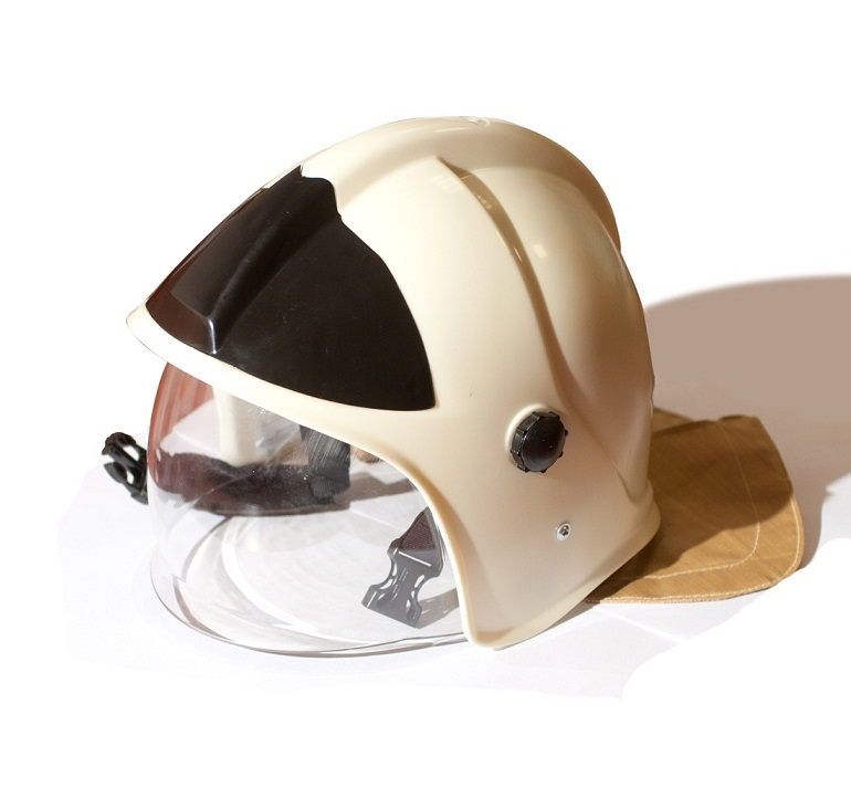 Шлем-каска ШКПС, цвет белый
